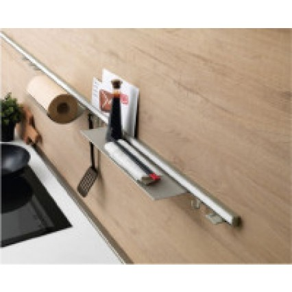 EASY SYSTEM FULL SET COCINA 900MM SILVER